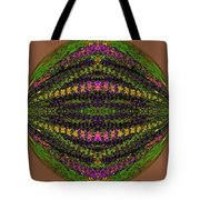 Fantasy Garden Three Tote Bag