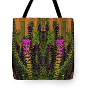 Fantasy Garden Two Tote Bag