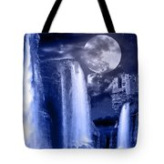 Fantasy Gorge Tote Bag