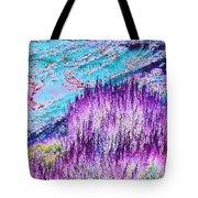Fantasy Hills Tote Bag