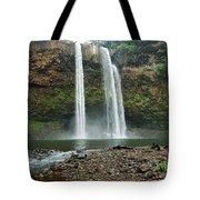 Fantasy Island Falls Tote Bag