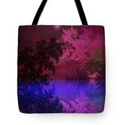 Fantasy Landscape Tote Bag