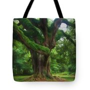 Fantasy Oak Tote Bag