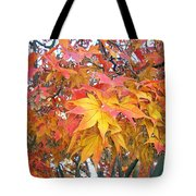 Fantasy Of Fall Tote Bag