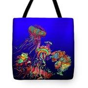 Fantasy Sea Life1 Tote Bag