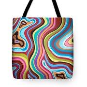Fantasy Swirl Tote Bag