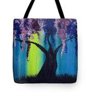 Fantasy Tree Tote Bag