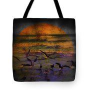 Fantasy Wings Tote Bag by Susanne Van Hulst