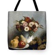 Fantin-latour: Fruits, 1865 Tote Bag