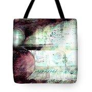 Far Dreaming Tote Bag by Linda Sannuti