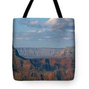 Far Off Canyon Tote Bag
