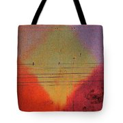 Far West Blvd. Tote Bag
