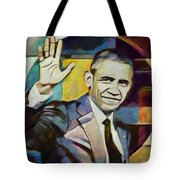 Farewell Obama V2 Tote Bag