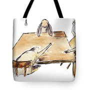 Farewell Party Tote Bag