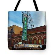 Fargo Theater Tote Bag