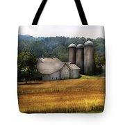 Farm - Barn - Home On The Range Tote Bag