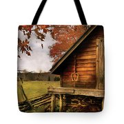 Farm - Barn - Shed Out Back Tote Bag