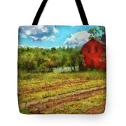 Farm - Farmer - Farm Work  Tote Bag