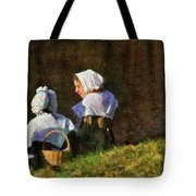 Farm - Farmer - The Young Maidens Tote Bag