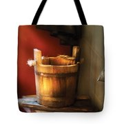 Farm - Pail - Water Pail And Ladel Tote Bag