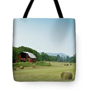 Farm Barn Listing Tote Bag