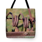 Farm Equipment 7 Tote Bag