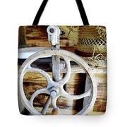 Farm Equipment Corn Sheller Tote Bag
