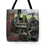 Farm Equipment  Tote Bag