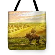 Farm - Finland - Field Of Hope 1899 Tote Bag