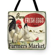 Farm Fresh Eggs-b Tote Bag