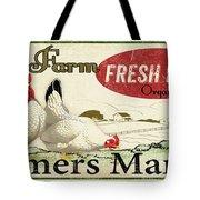 Farm Fresh Eggs-c Tote Bag
