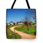 Farm In Gasconade County Mo_dsc4116 Tote Bag