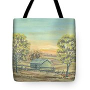 Farm In The Dell Tote Bag