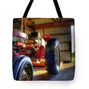 Farm Junk No3 Tote Bag