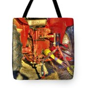 Farm Junk No4 Tote Bag