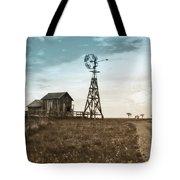 Farm Life Tote Bag by Sharon Seaward
