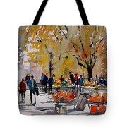 Farm Market - Menasha Tote Bag