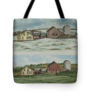 Farm Of Seasons Tote Bag