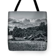 Farm On The Blue Ridge Tote Bag