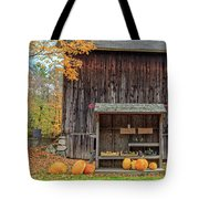 Farm Stand Etna New Hampshire Tote Bag