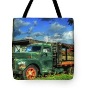 Farm Stand Truck Tote Bag