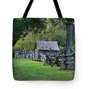 Farm Structures Tote Bag