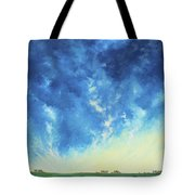 Sunrise In The South Tote Bag