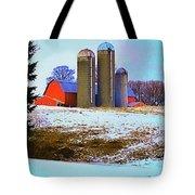 Farm Up Yander Tote Bag