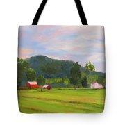 Farm, Washington County Tote Bag