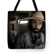 Farm Worker Tote Bag