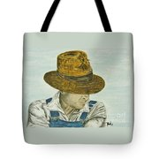 Farmer Ted Tote Bag