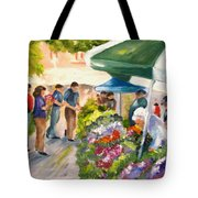 Farmer's Market Tote Bag