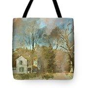 Farmhouse - Gordonsville Va Tote Bag