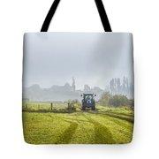 Farming In Clackmannan Tote Bag
